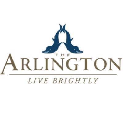 The Arlington Logo WAVV 101 FM