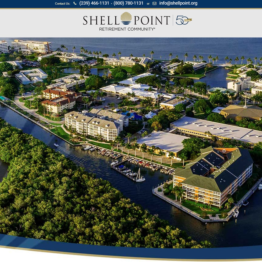 Shell Point Unparalleled Location WAVV Community Directory