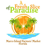 Paradise Web Logo for Marco Island Fresh Market Collier County Parks and Recreation