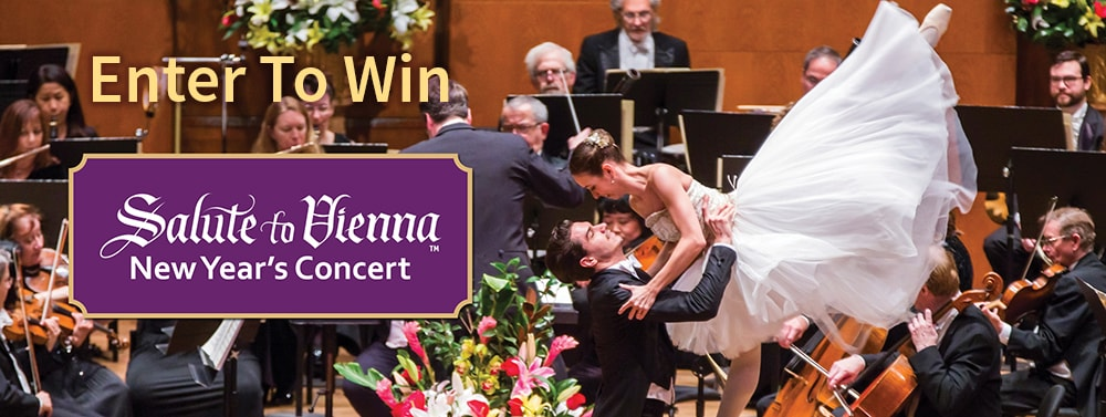 Win Tickets to Salute to Vienna from WAVV 101 FM