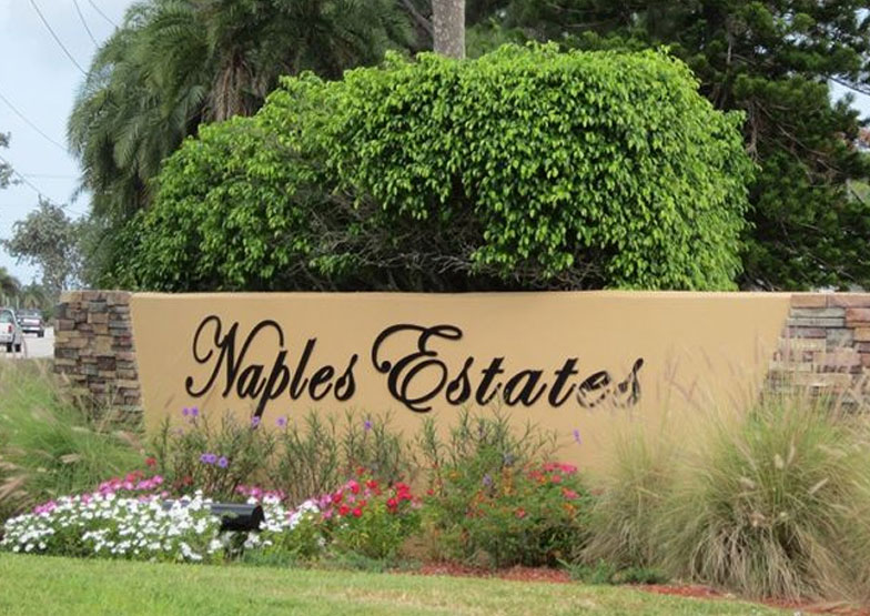 Naples Estates Active 55+ Community